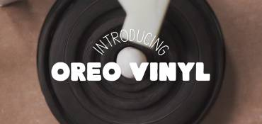 Now There's an Oreo Cookie That Doubles as a Vinyl Record