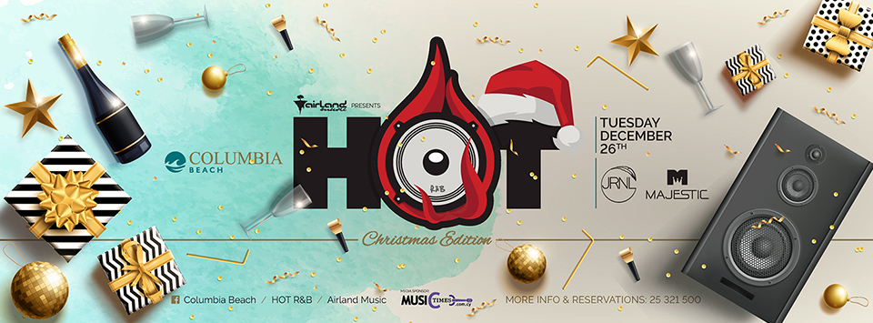 HOT R&B · EP11 Christmas Edition