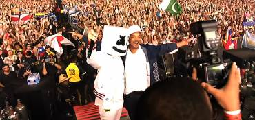 Marshmello Brings Out Will Smith, G-Eazy & More at Ultra Miami 2018